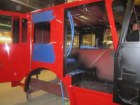 Officer's Side View of the cab