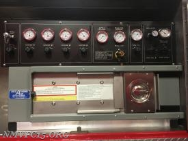 New SCBA fill station and control panel