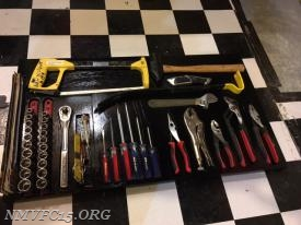 Custom Tool Tray Middle