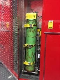 O2 Cylinder On-Board