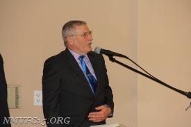 Chaplain Gary White