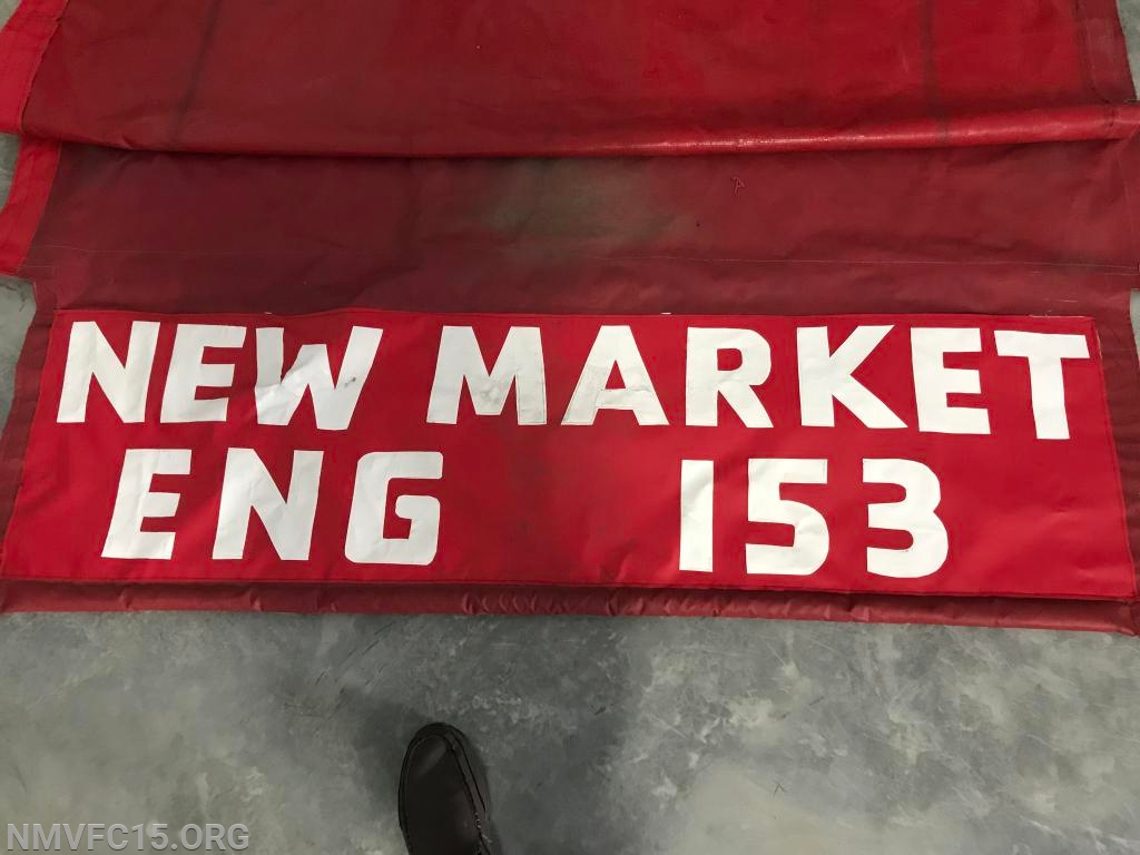 From Conestoga ENG 53-1 to New Market ENG 153