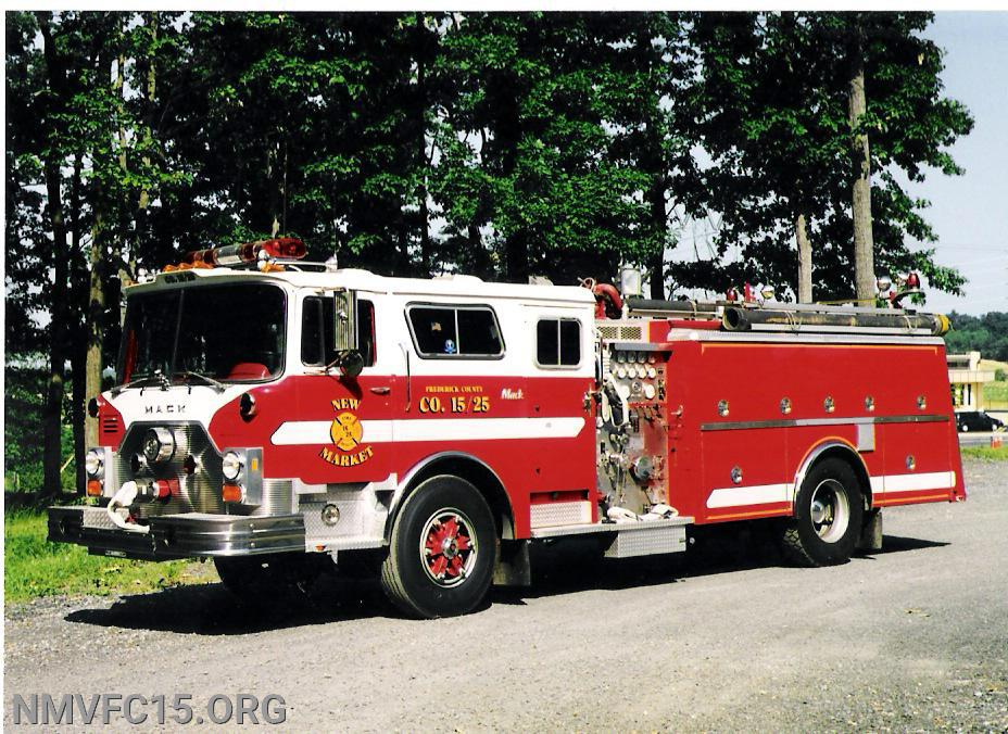 Engine-153 when last serving as Engine-252